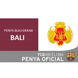 The values of F.C. Barcelona in Indonesia